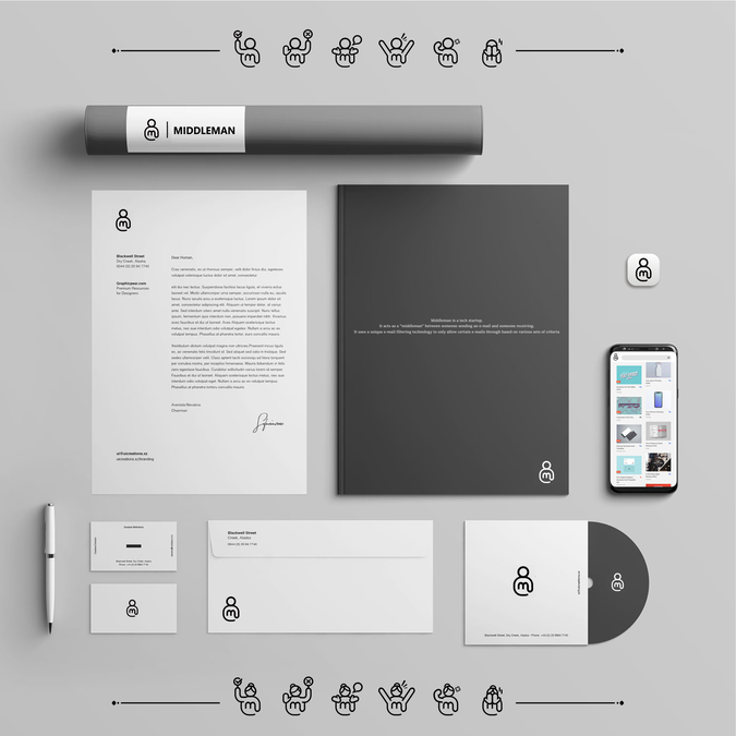 Winning design by SatisfyDesign