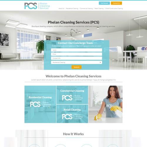 Runner-up design by mel d' web carpenter