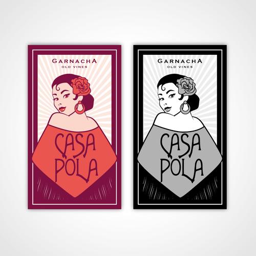 Zweitplatziertes Design von Rocío Martín Osuna