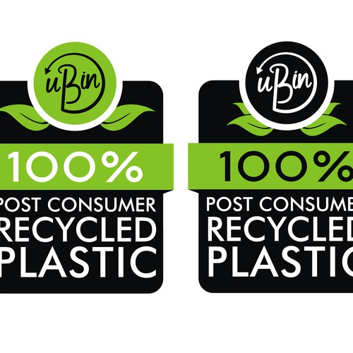 Product Feature Label To Stick On 'worlds First 100% Post
