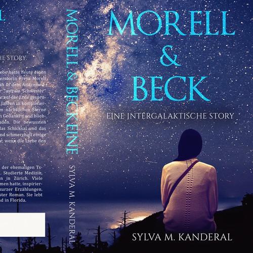 Book Cover Contest : Erstelle einen cover für eine intergalaktische story