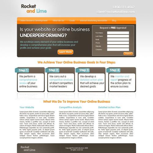 Ontwerp van finalist Mediacon