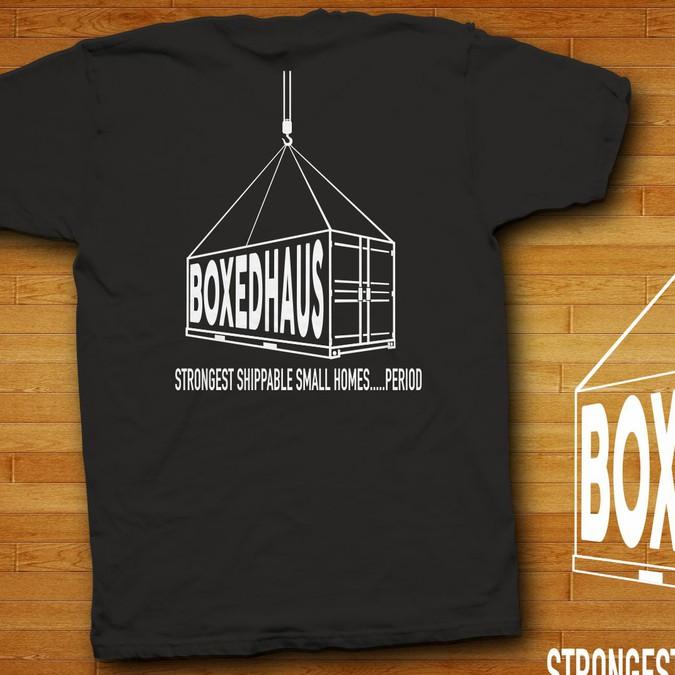 boxedhaus com t shirt design logo design contest