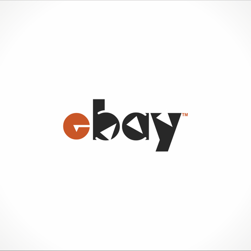 99designs community challenge: re-design eBay's lame new logo! Design by Rodesign$