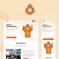 Elephango needs a new look! | WordPress theme design contest
