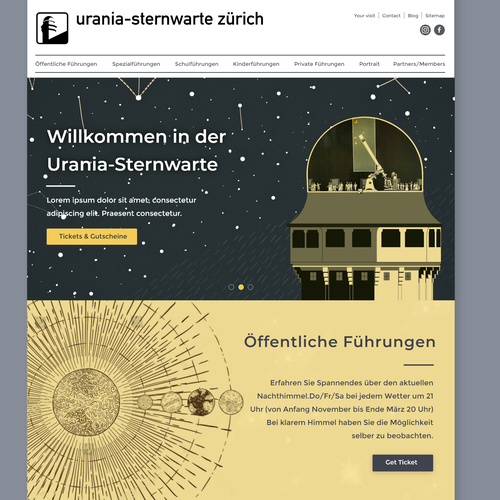 Runner-up design by @ UNIT DESIGNS