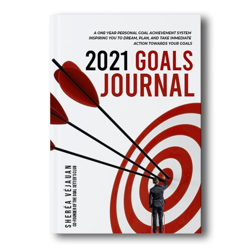 Design 10-Year Anniversary Version of My Goals Journal Design by Royalty