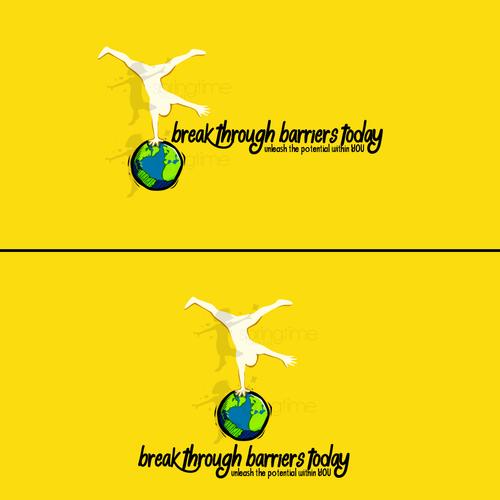 Runner-up design by SpringtimeCreative
