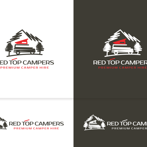 Create A Cool Logo For Our Vw Camper Hire Business Logo Design