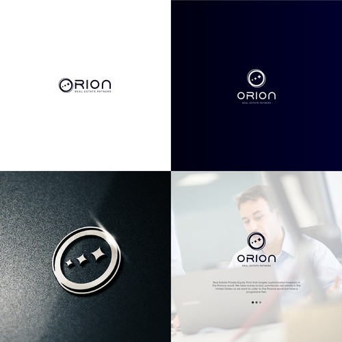 Runner-up design by ORB°