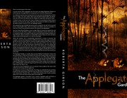 Book cover design by labani