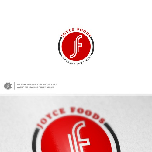 Create The New Logo For Joyce Foods! Design by KiMo ✅