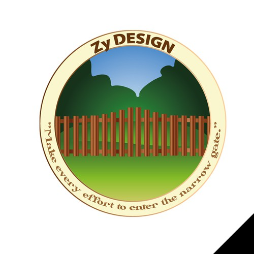 Runner-up design by Funkart