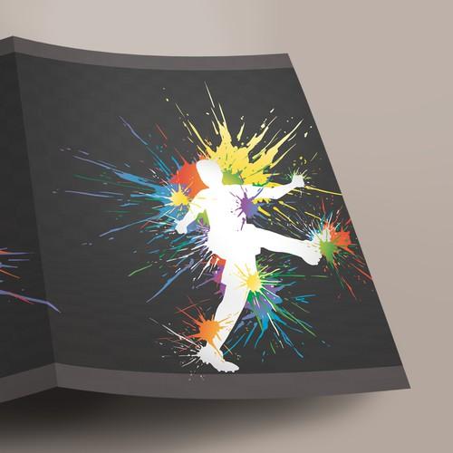 Runner-up design by Carlos Zarraga