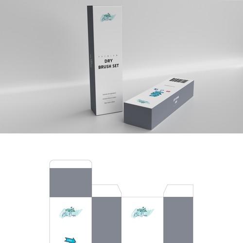 Runner-up design by Storm Brand