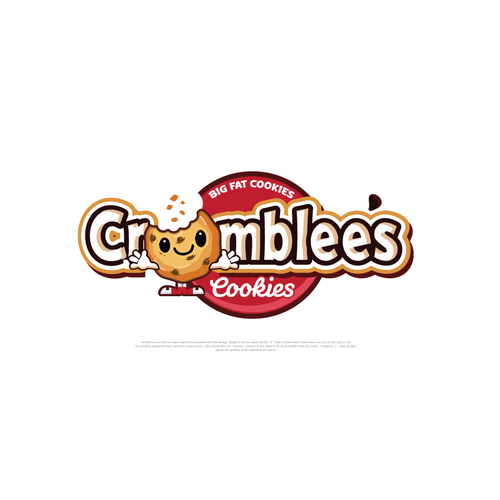 design a crazy cookie character for cumblee s cookies logo design contest 99designs design a crazy cookie character for