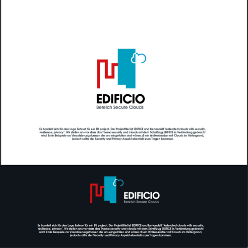 Runner-up design by Pepe Delgado