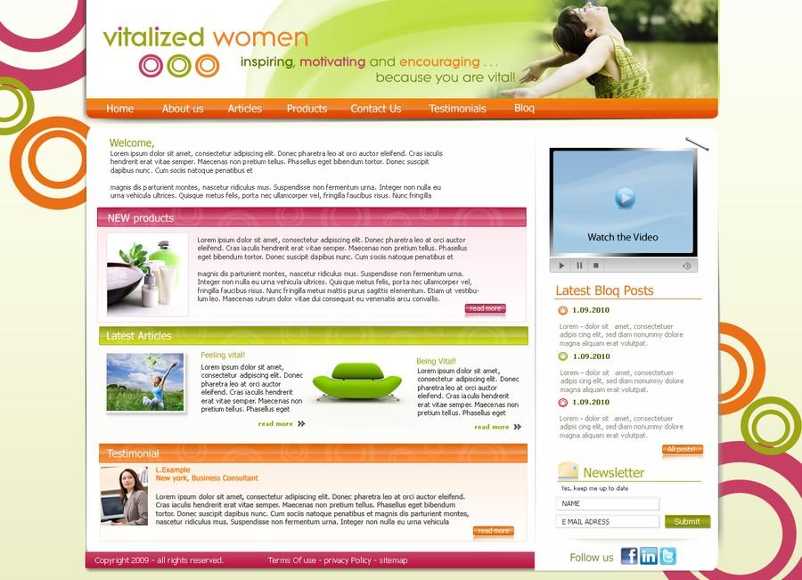 Gewinner-Design von Twebdesign
