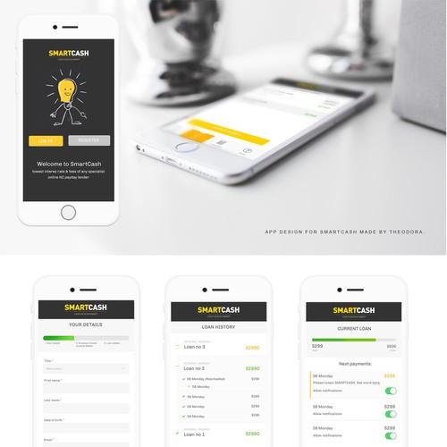 Diseño finalista de CreativeThinker