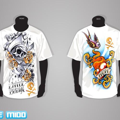 Diseño finalista de Prince Mido