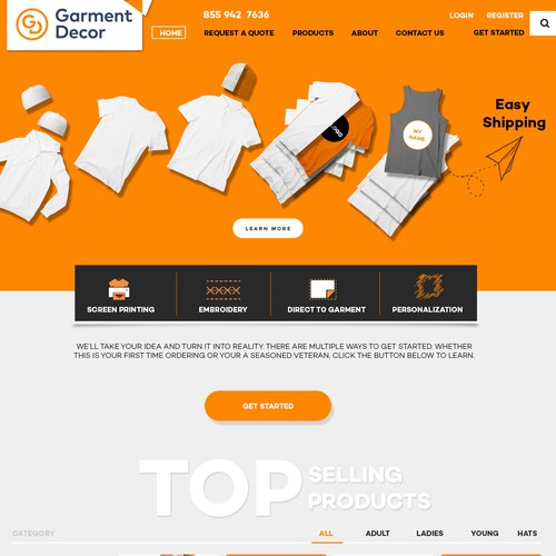 Diseño finalista de Dorink