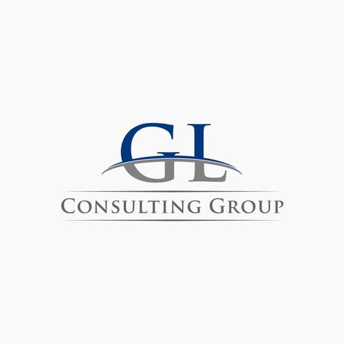 Logo for gl consulting group concurso design de logotipos for Design consultant company