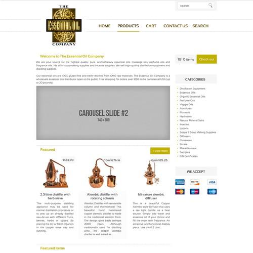 Diseño finalista de Wookash