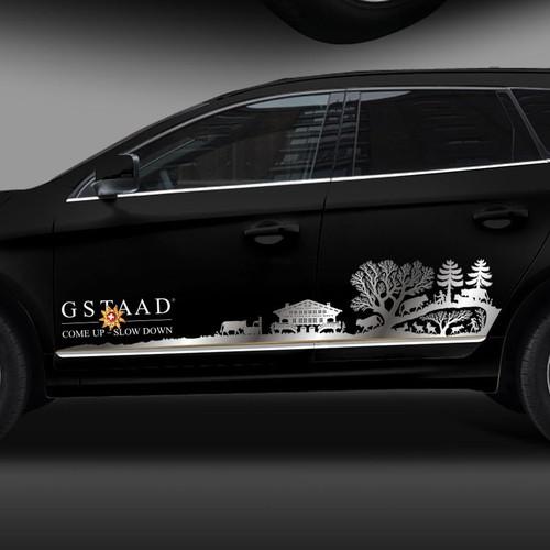 Diseño finalista de StudioGrafico™Wraps
