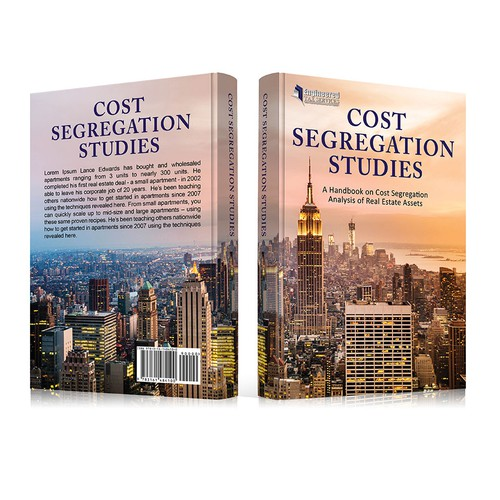 Book Cover Design Needed : Book cover design needed for tax consulting firm