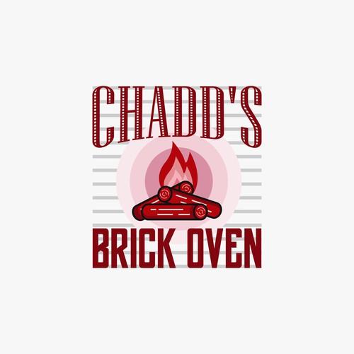Chadd's Brick Oven needs Wood-Fired logo | Logo design contest