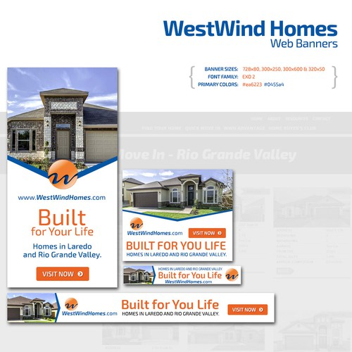 real estate web banners banner ad contest