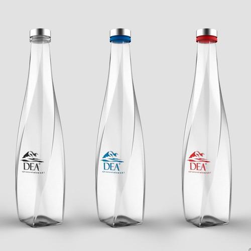Runner-up design by kuziola