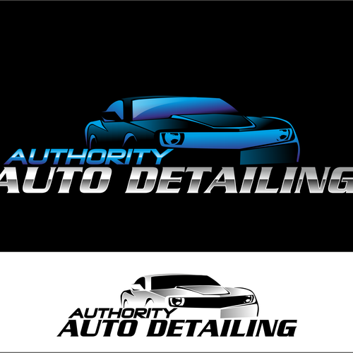 Auto Detailing With A New Logo