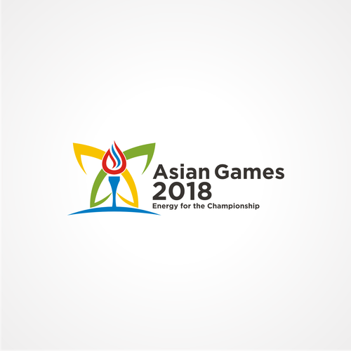 create logo for asian games 2018 logo design contest