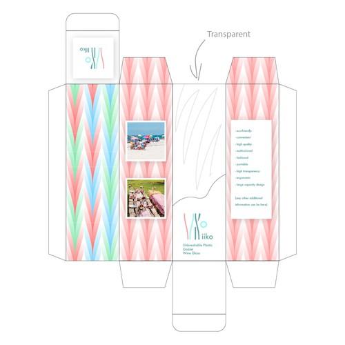 Runner-up design by Diana Romanenko