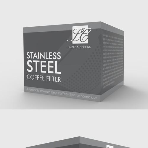 Runner-up design by Studio C7