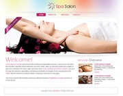 Web page design by desigN86