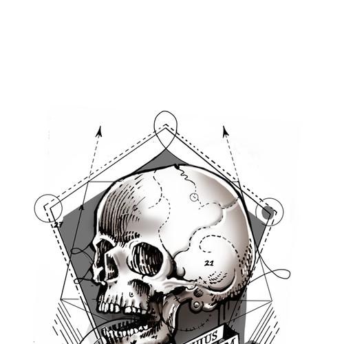 Hip - Dark - Sketch Tattoo Design Needed! Design by ilustreishon