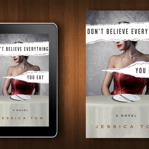 Create a gorgeous young adult book cover Design by CozyUpDesigns