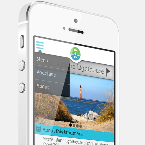 Technitours needs a simple and easy to use mobile app for Easy app design