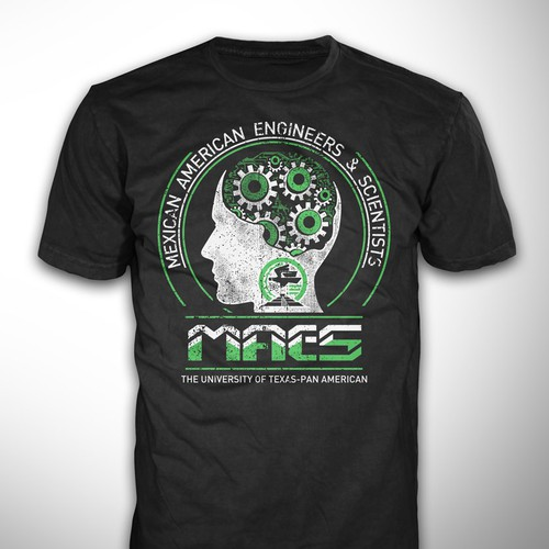 6514547e7 Tshirt design for an engineering science club!