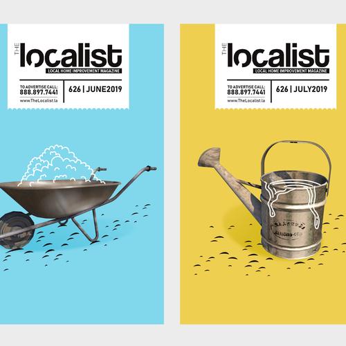 Runner-up design by Litlast