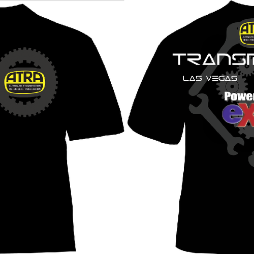 T-Shirt Design for ATRA Annual Conference Event | T-shirt
