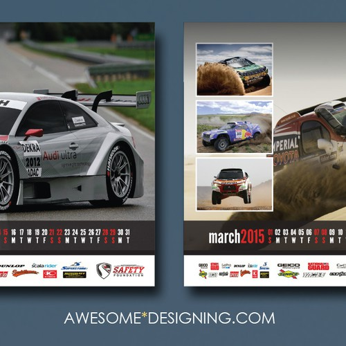 Ontwerp van finalist Awesome Designing