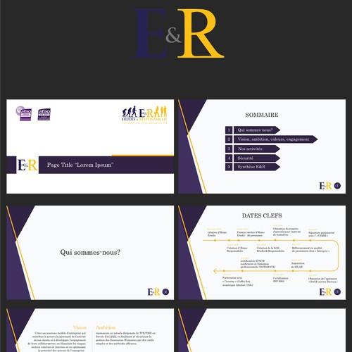 Runner-up design by Hreev