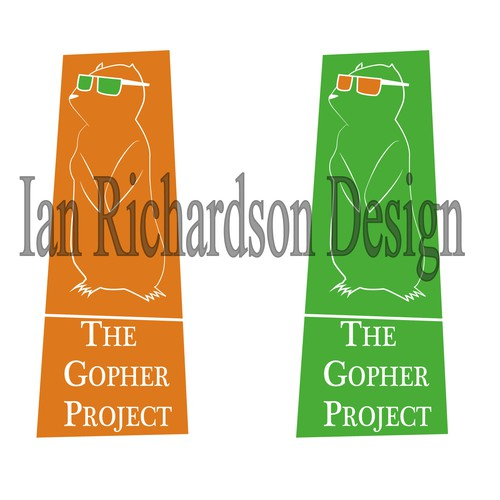 Runner-up design by Ian Richardson