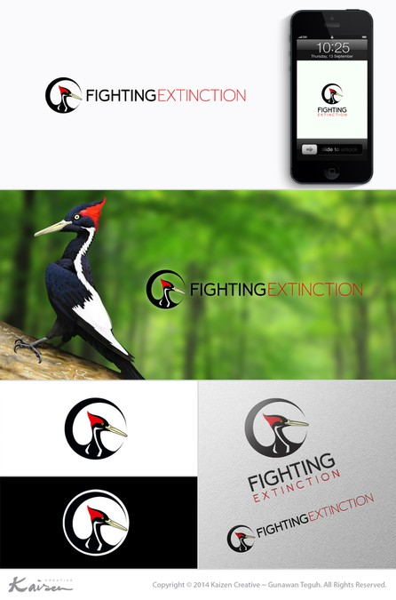 Winning design by Kaizen Creative