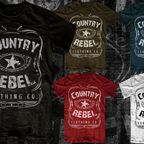 dcecb658083 GUARANTEED  Country Rebel Clothing Co. - T-shirt - Multiple Winners ...