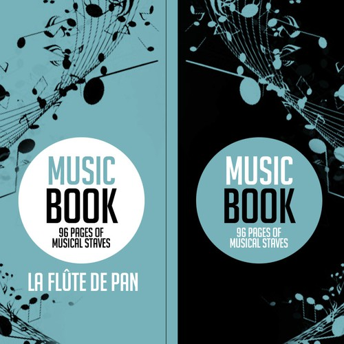 Music Book Cover Design : Create cover for sheet music book contest