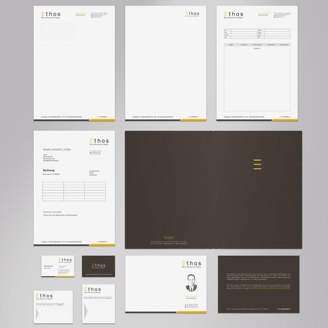 Design vencedor por logodentity